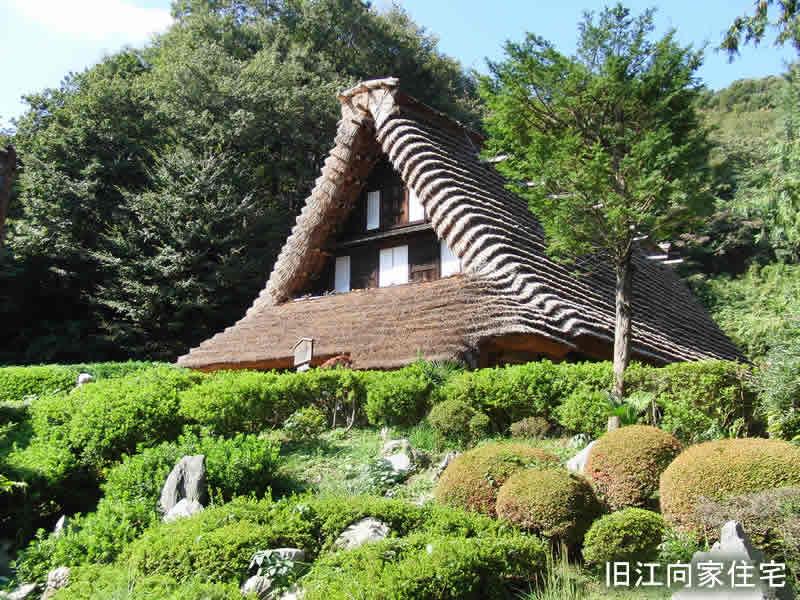 合掌造りの旧江向家住宅 日本民家園と岡本太郎美術館 - クマにゃん日記 ためんたいこトップページ