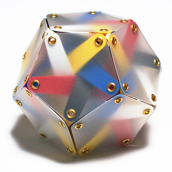 Transformable Plyhedron - Juno's Spinner