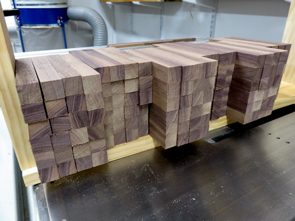 Timber for our first products