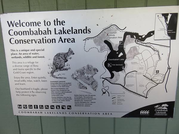 Coombabah Lake Conservation Park